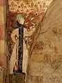 Gargilesse-Dampierre (36) Église Saint-Laurent et Notre-Dame Crypte Fresques 34.JPG