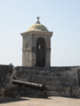 Garita Castillo San Felipe de Barajas Cartagena Colombia.png