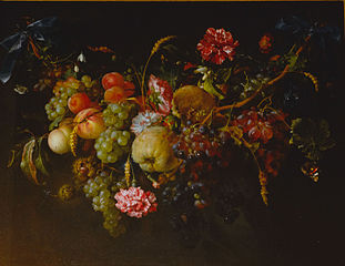 Garland of Fruit and Flowers
