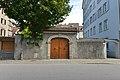 Gartenmauer vor Vorstadt 15, Feldkirch.JPG