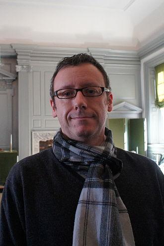 Gary Whitta - Gary Whitta in 28 January 2012