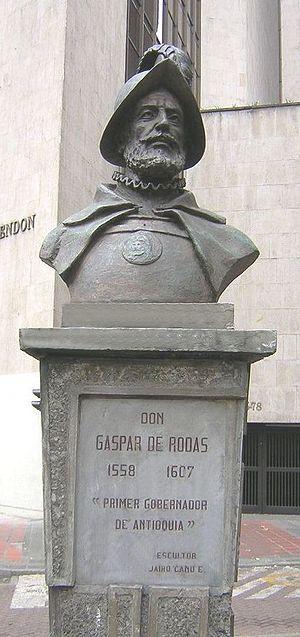 Gaspar de Rodas - Gaspar de Rodas