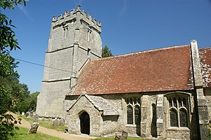 Gatcombe - St Olave's Church