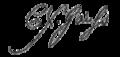 Gauss' signature.png