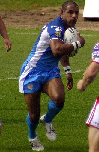 Gareth Raynor - Raynor playing for Hull FC in 2008