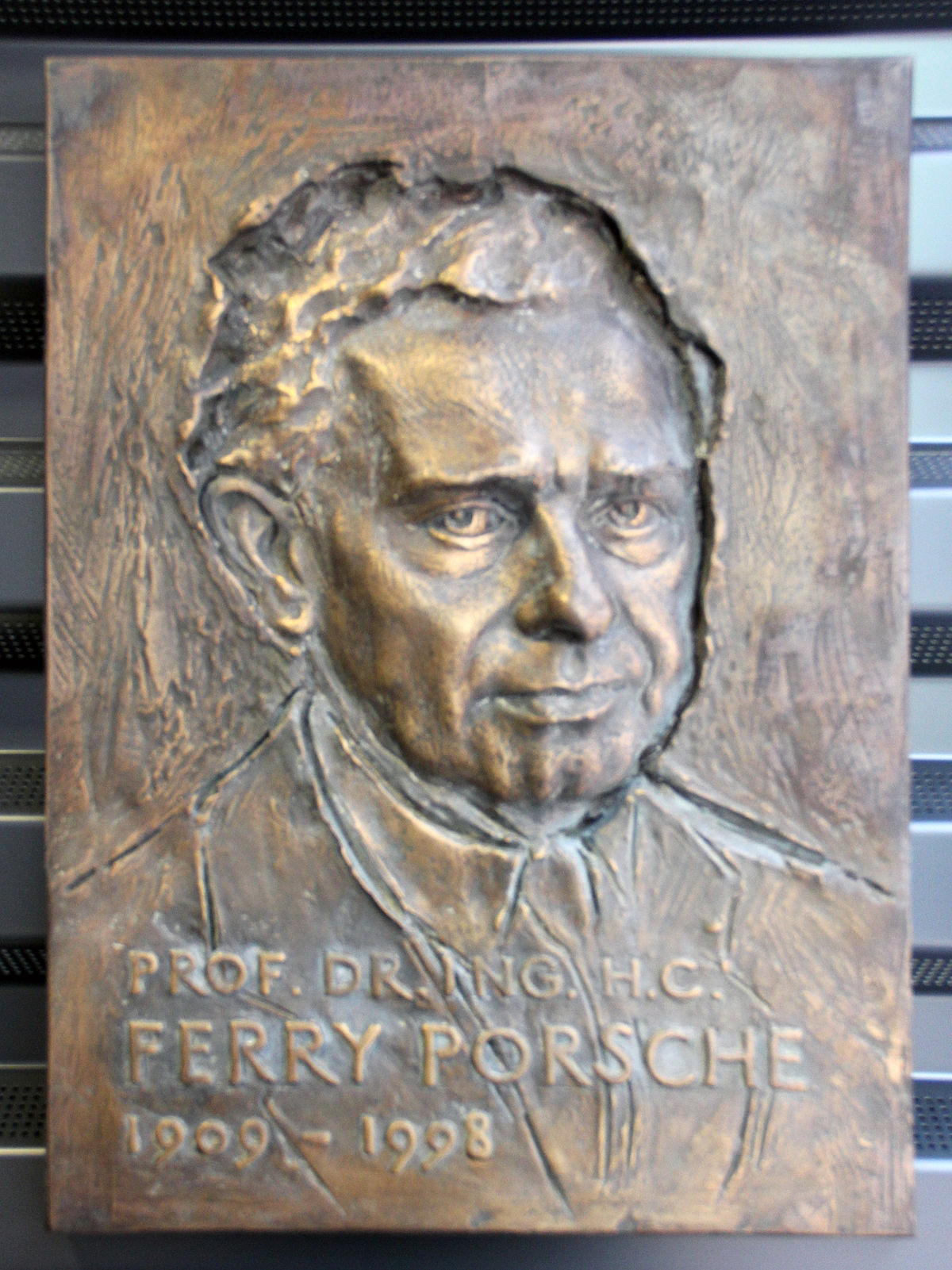 Ferdinand Anton Ernst Porsche - Wikipedia