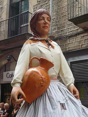 La Sagrera - The giant Sagrerina