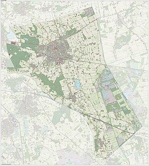 Deurne, Netherlands - Image: Gem Deurne Open Topo