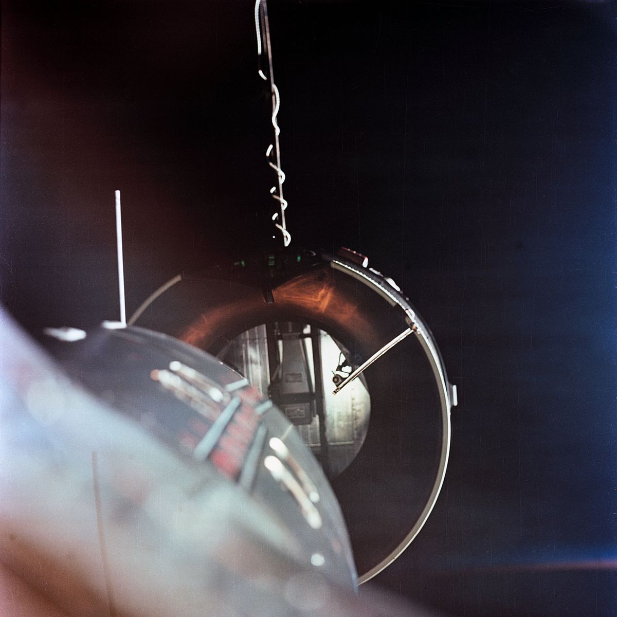 Faulty Circuitbreaker Box On The Orbiting Lab Maneuver Marks Gemini 8 Wikipedia