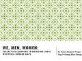 Gender Gap Presentation We, men, women.pdf