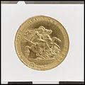 George III pattern sovereign with St. George reverse MET DP100378.jpg