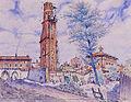Georges Castex Le vieux Toulouse Musée des Augustins 496186.jpg