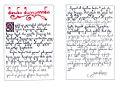 Georgian calligraphy competition Pikria Chabukiani.jpg