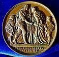 German State Prussia Wedding Medal 1881 Prince Wilhelm and Auguste Victoria, reverse.jpg