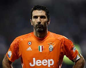Gianluigi Buffon - Buffon with Juventus in 2016