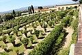 Giardino della villa medicea di castello, veduta 11.JPG