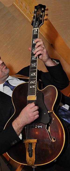 Johnny Smith - Image: Gibson Johnny Smith