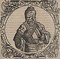 Giedzimin. Гедзімін (A. Guagnini, 1578, 1611).jpg
