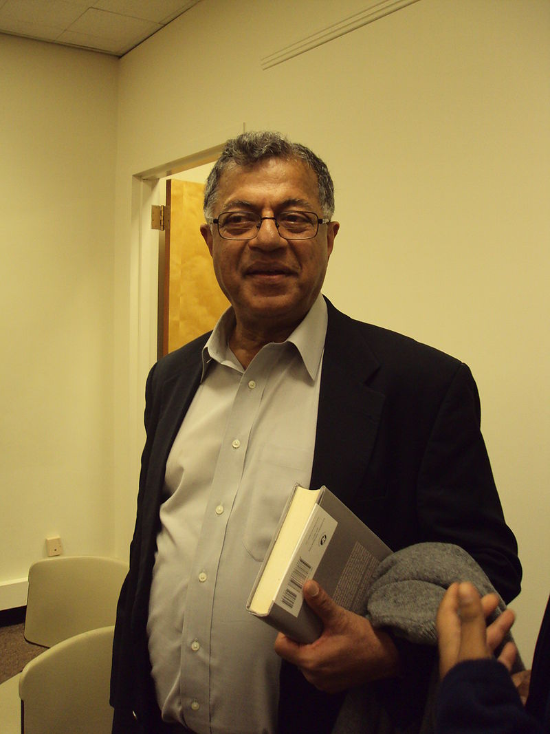 Girish Karnad at Cornell University, 2009