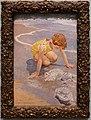 Giulio aristide sartorio, sull spiaggia, 1926 (roma, berardi gall. d'arte) 01.jpg