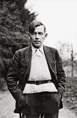 Friedrich Glauser w klinice psychiatrycznej w 1931