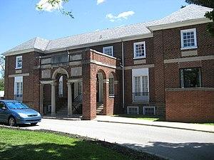 Glenside Memorial Hall - Image: Glenside Hall