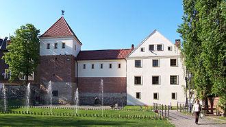Gliwice - Castle in Gliwice