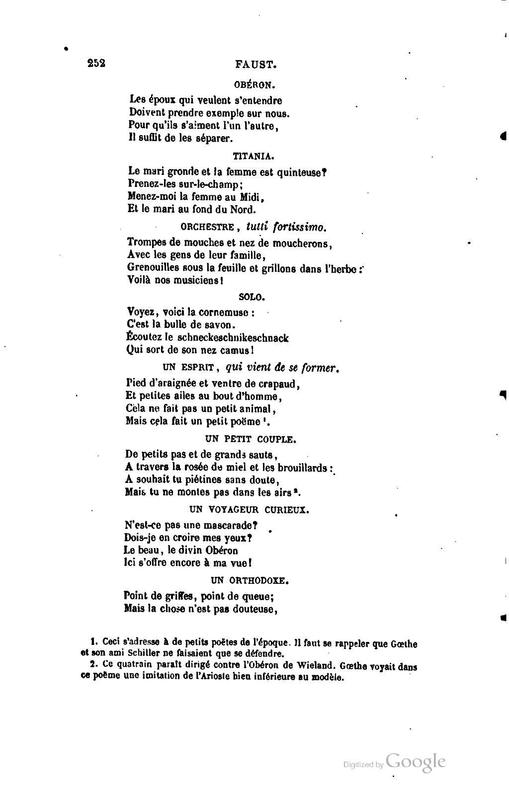 Pagegoethe œuvres Trad Porchat Tome Ivdjvu261