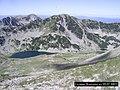 Goljamo Vlahino lake,Голямо Влахино ез. от Вихренски преслап - panoramio.jpg