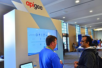 Apigee - Apigee at Google Cloud conference