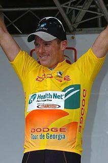 Gordon Fraser (cyclist) Canadian cyclist