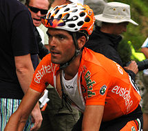Gorka Verdugo (Tour de France 2009 - Stage 17).jpg
