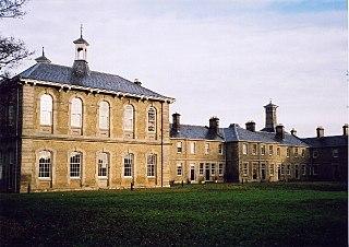St Nicholas Hospital, Newcastle upon Tyne Hospital in England