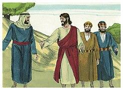 Gospel of Matthew Chapter 17-7 (Bible Illustrations by Sweet Media).jpg
