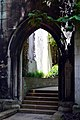 Gothic Arch St Dunstan-in-the-East (14087183767).jpg