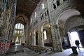 Gothic church-abbey - Mont St Michel (32109273673).jpg