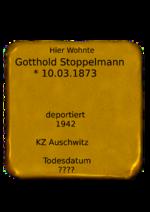 Gotthold Stoppelmann
