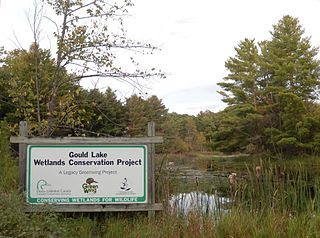 Gould Lake Conservation Area conservation area in Ontario