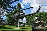 Gowen Field Military Heritage Museum, Gowen Field ANGB, Boise, Idaho 2018 (32952480138).jpg