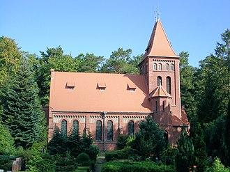 Graal-Müritz - Church