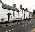 Grade II listed St David Lewis Hall, Porthycarne Street, Usk - geograph.org.uk - 6001985.jpg