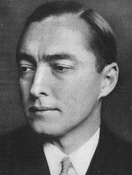 Richard Nicolaus von Coudenhove-Kalergi