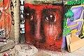Graffiti in Shoreditch, London - Face (13818432323).jpg