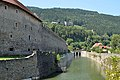 Granary and city moat, Friesach.jpg