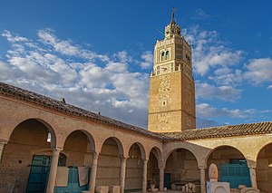 Great Mosque of Testour - Overview