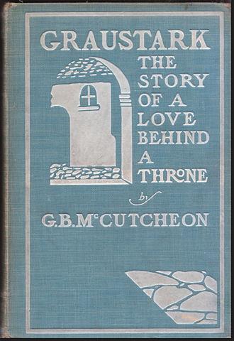 Graustark - Cover of 1901 edition of Graustark