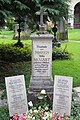 Grave of Constanz Mozart and Leopold Mozart.jpg