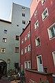 Gravenreutherhaus Regensburg Hinter der Grieb 8 D-3-62-000-575 05 Westturm.jpg