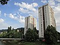 Grbavica towers.JPG