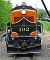 Great Northern Railway - 192 diesel locomotive (General Motors Electro-Motive Division NW5) 4 (22105548520).jpg